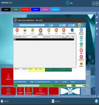Sistemas Programa Gerador De Nota Fiscal Eletrônica Empresarialsoft