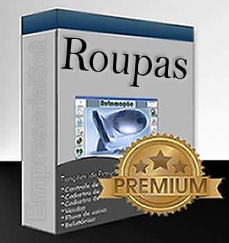 Software para loja de Roupas e Confecções Empresarialsoft