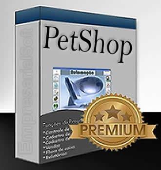 Programa Para Loja Rações E Pet Shop Empresarialsoft