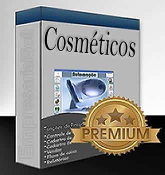 Sistema Para Loja De Cosméticos E Perfumarias PREMIUM Empresarialsoft